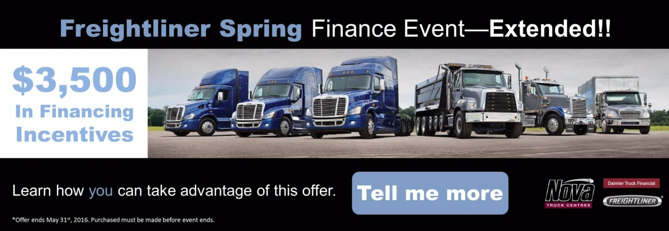 Spring Finance Event