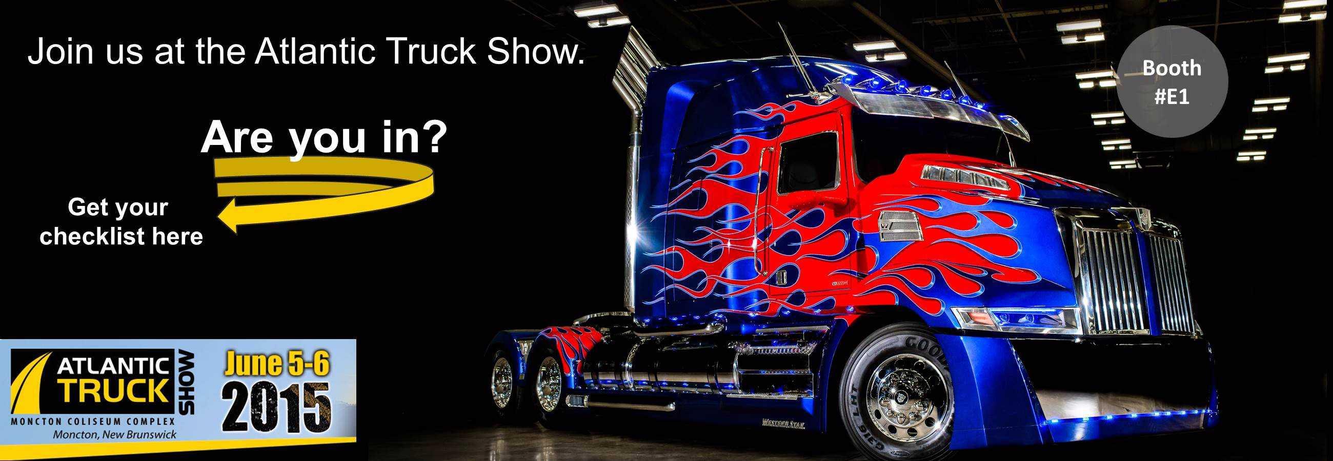 2015 Atlantic Truck Show