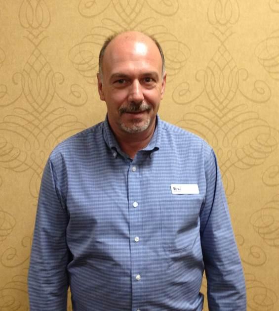 Dave Harris : Parts Director