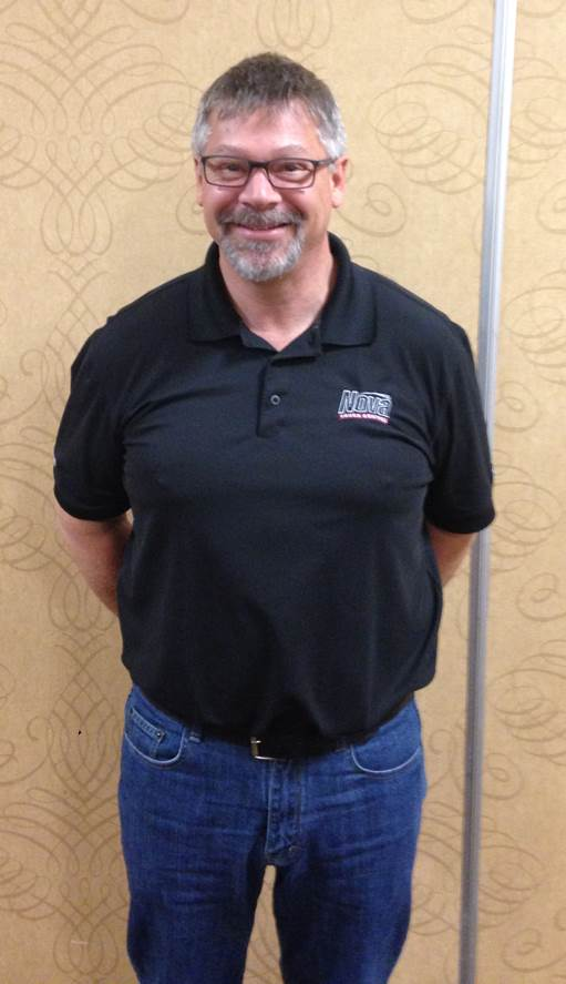 Steve Wilcox : Parts Manager