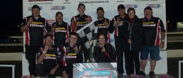 Butcher Captures First Career Victory at Nova Truck Centres 150