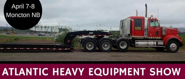 Why should you roll into the Heavy Equipment show?