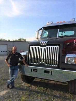 Brad Peverill : Western Star Sales