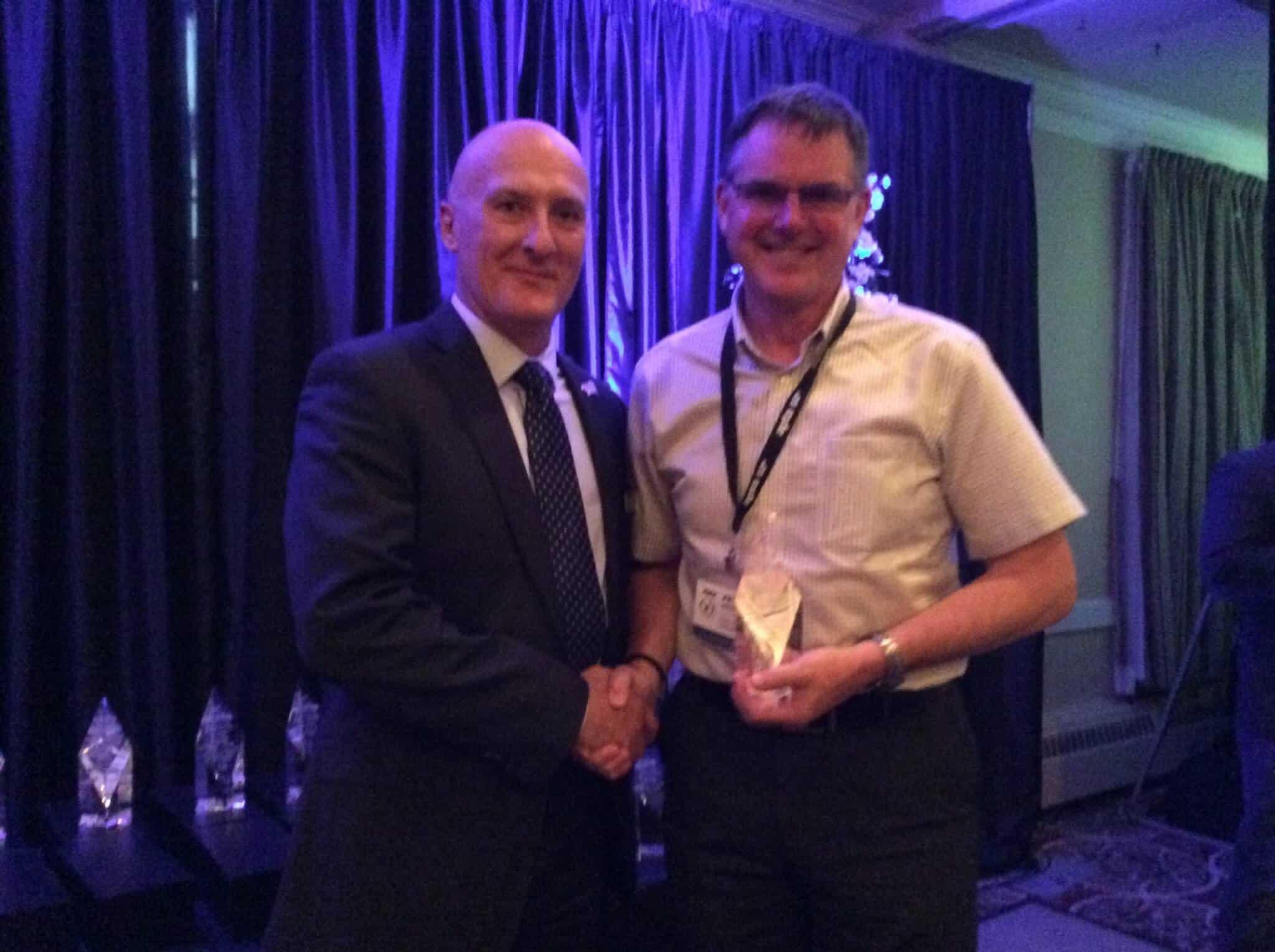JM_Peter Macgillivray receiving award