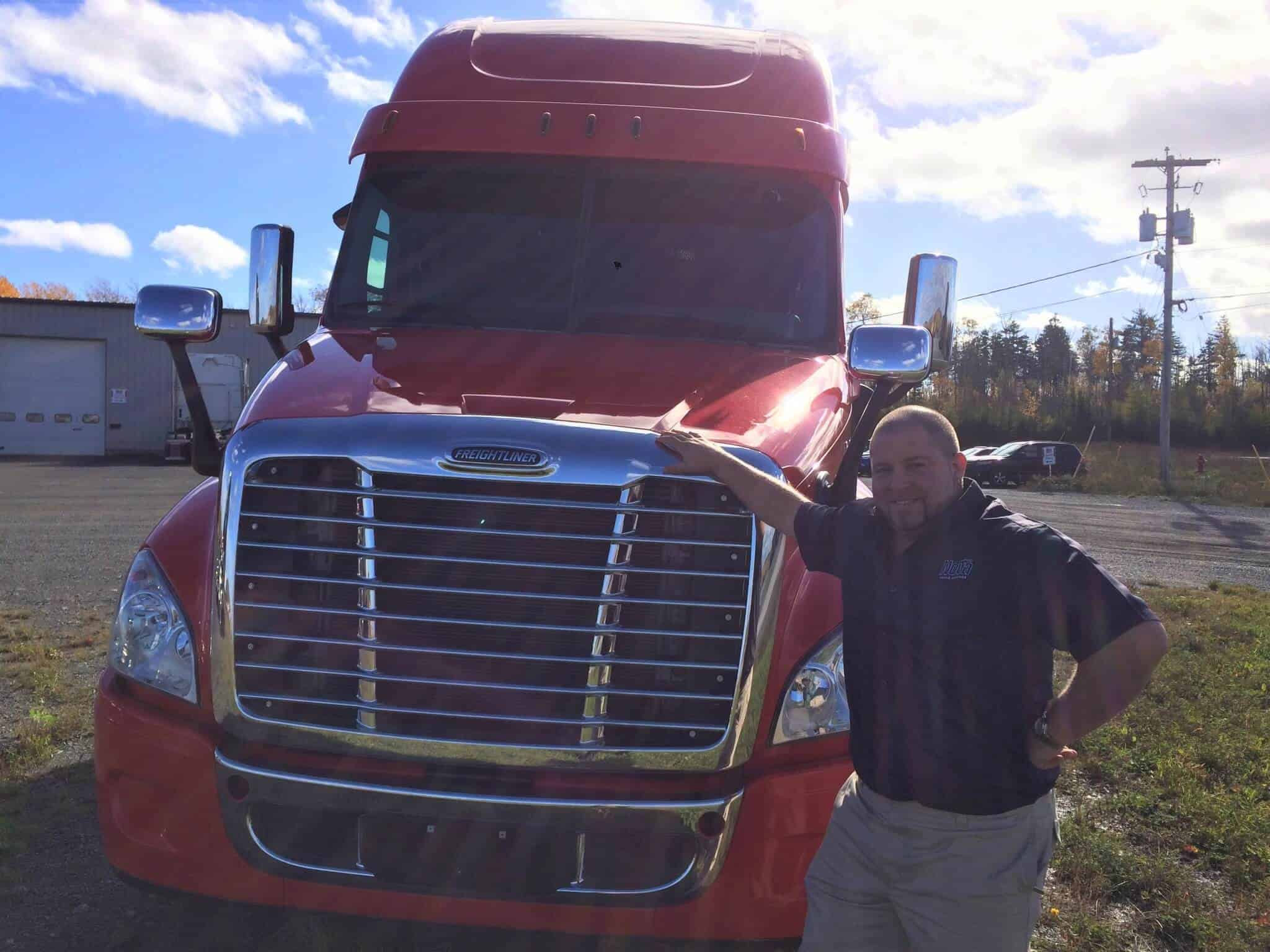 Jonathan Franks : Freightliner Truck Sales