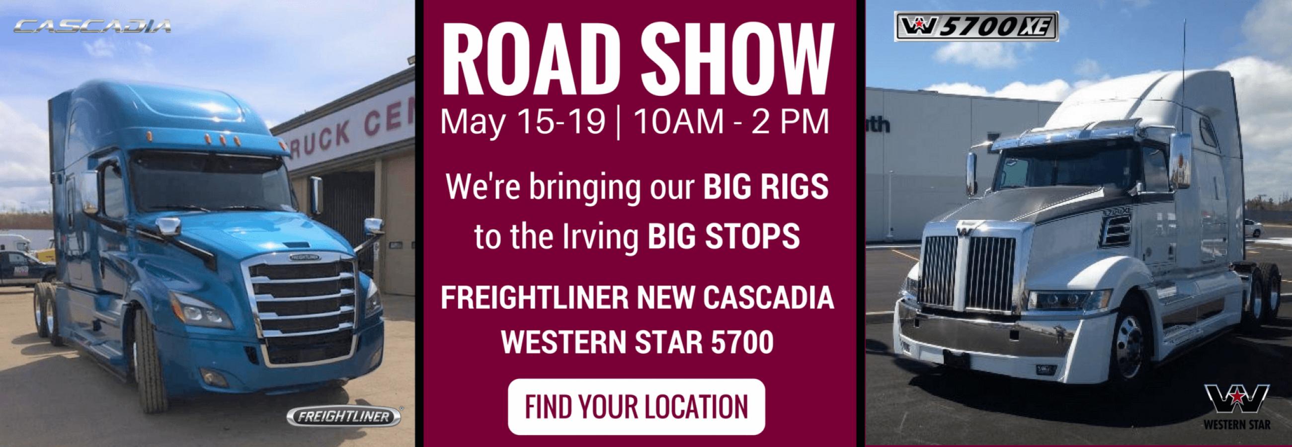 Nova Truck Centres Road Show
