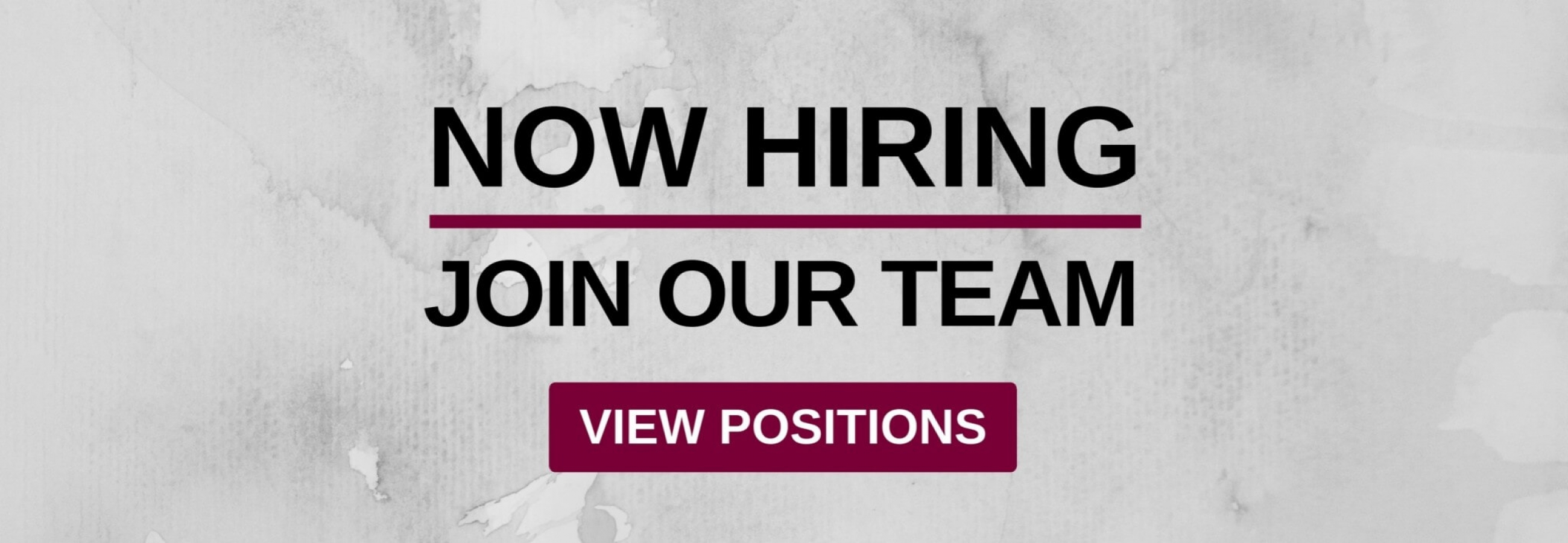 NOW HIRING VIEW POSITIONS